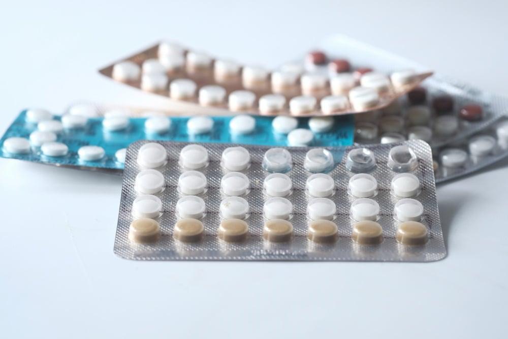 Rodzaje tabletek antykoncepcyjnych